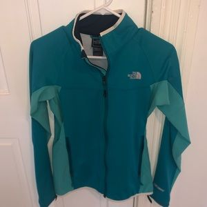 North face wind stopper jacket